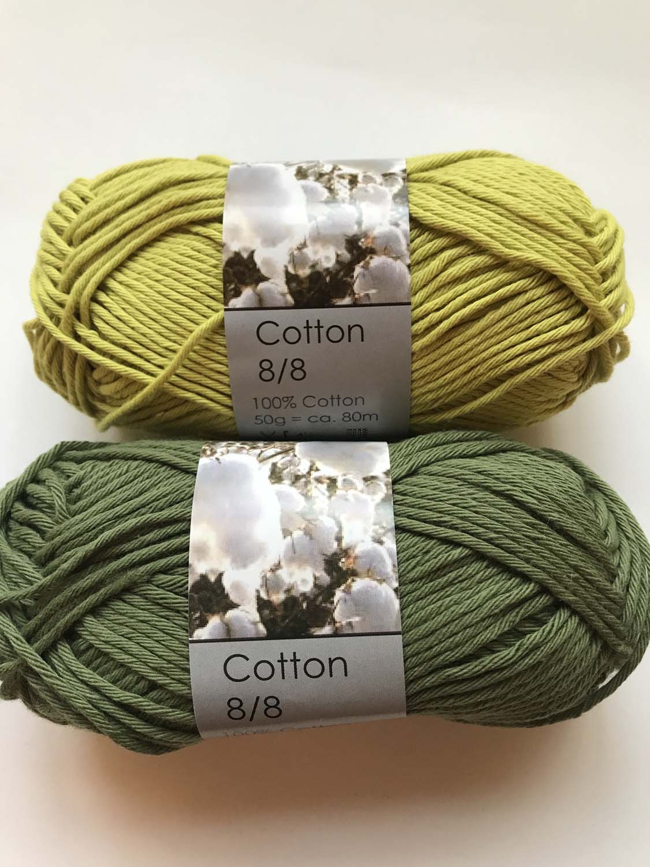 Cotton 8/8