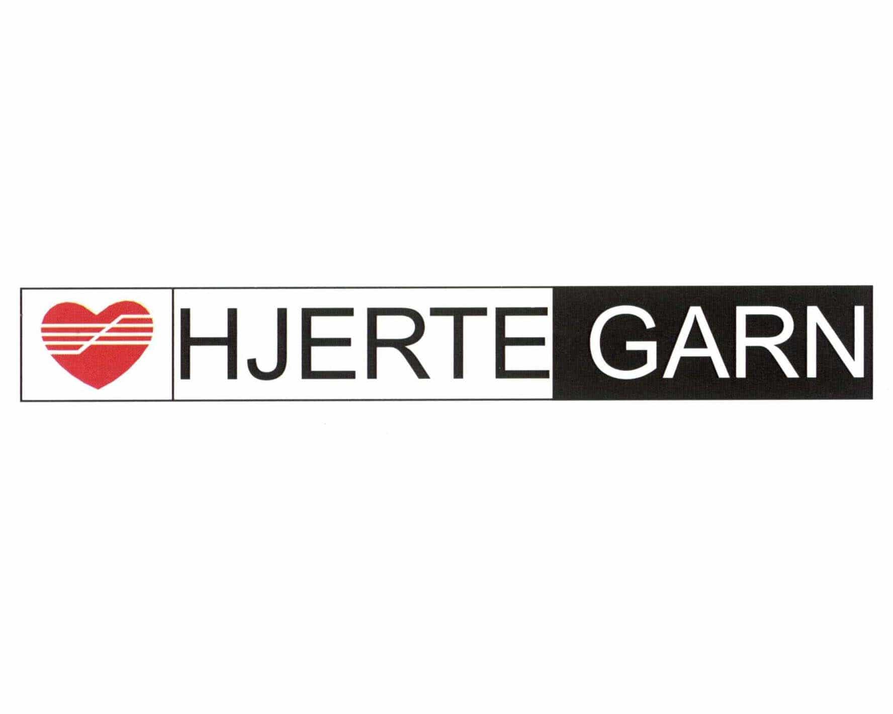 Hjertegarn Logo